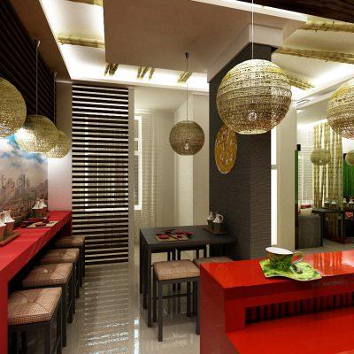 Дизайн кафе и ресторанов