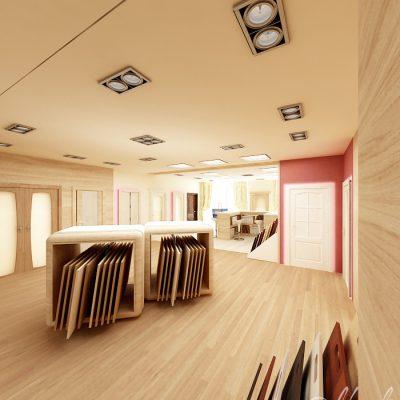 Магазин напольных покрытий и дверей Door & Floor